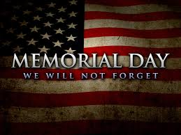 In Observance of Our Nation's Heroes